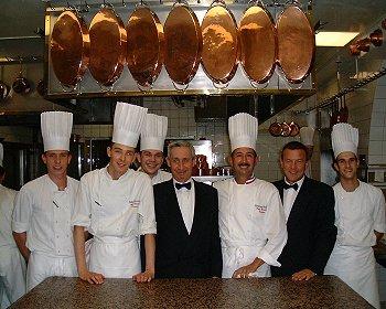 chef unter chef